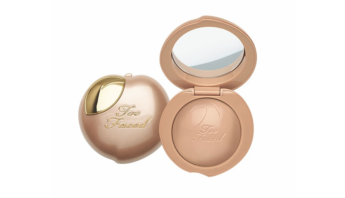 Too Faced Peach My Cheeks Highlighter