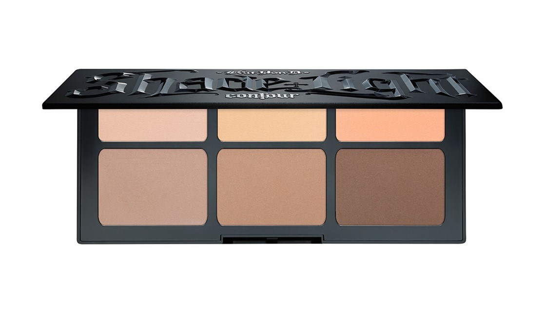 Kat Von D Shade & Light Cream Contour Palette
