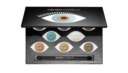 Kenzo World All Eyes On You Palette