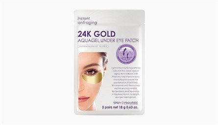 Skin Republic 24K Gold Aquagel Under-Eye Patches