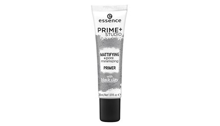 essence Prime And Studio Mattifying Pore Minimizing Primer