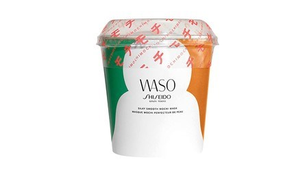 Shiseido WASO Silky Smooth Mochi Mask